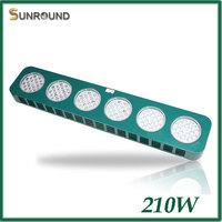 210w Led Aquarium Lighting Led Lights USA Free Shipping 120pcs High Efficiency Tank Equipment for Coral Growth