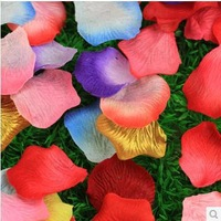 Free shipping heart shape Wedding Petals Party Favor Festival Decoration Hand Throwing Flowers wedding decoration