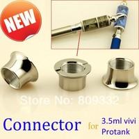 ViVi Nova Atomizer Connector Ring 3.5ml 2.0ml vivi nova adapter for EGO Battery Electronic Cigarette Ring