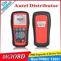 100% Original AUTEL MaxiTPMS TS601 With OBD2 Adapters TPMS Diagnostic & Service Tool TS 601 Scan Tool Update Via Autel Website