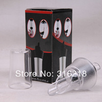 (Free EMS shipping) Acrylic Wine pourer /Pouring down / wine decanter /wine accessories  100pcs/lot