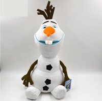 1404z Retail baby doll action figures 18 inch OLAF plush toy snowman snow treasure frozen dolls toys 38293500345