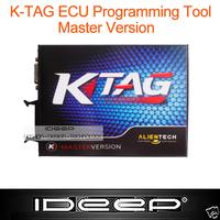 Hot Selling KTAG K-TAG ECU Programming Tool Master Version KTAG K TAG ECU Chip Tunning Fast Express Shipping