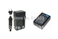 BP-1030 BP1040 Batteries and Charger for Samsung ED-BP1030, NX200, NX210, NX300, NX1000, NX1100, NX2000, NX-300M Camera.