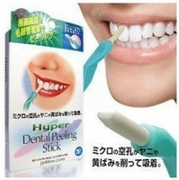 3Packs/lot Personal Care Oral Hygiene Teeth Whitening Tooth Dental Peeling Stick + 25 Pcs Eraser Hot Sale YPHB-02