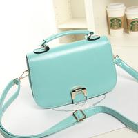 2014 women's handbag small bag candy color the trend women's one shoulder cross-body handbag messenger bag women's handbag