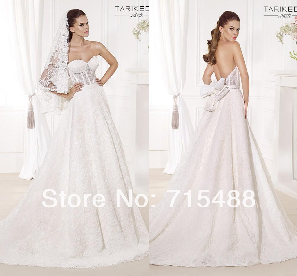 2014 Top Sale Elegant Alibaba White Tarik Ediz Lace