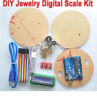 DIY Jewelry Digital Scale Kit for Arduino FZ0854