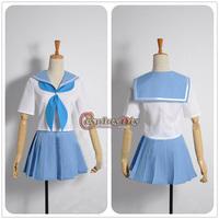 Custom Made Kill La Kill Mako Mankanshoku Anime Cosplay Costume