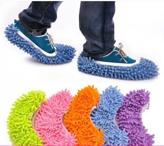 микрофибра СС Пол обуви охватывает очистки