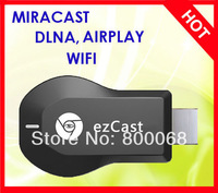 Ezcast M2 Support Miracast Protocol, DLNA, Multi-screen Interactive, Wireless Push, Easy to Use