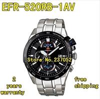 EFR-520RB-1AV New EFR-520RB EFR 520RB Men's Watch Sport Chronograph Grents Wristwatch EFR-520RB-1A