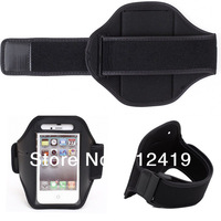 Free shipping Running Sports Armband case cover for Iphone 4 4s by POST