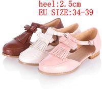 Big Size 34-39 New 2014 Fashion Tassel Flat Women Sandals For Women And Women Sandal Women's Summer Shoes