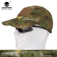 Emerson A-TACS/FG  Hat Tactical Ball cap Advanced Tactical Concealment System Adjustble  For 55- 60 head circumference