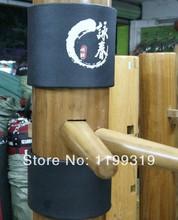 Высокое качество популярные вин чун деревянные головы защитить колодки крыло электрошокового пистолета кунг-фу колодки 2 шт.