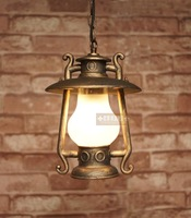 Waterproof outdoor lamp lantern entranceway pendant light balcony lamp vintage small pendant light corridor lights