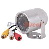 Mini 1/3 COMS CCD 12 LED 380TVL CCTV Dome camera night wide Vision Security light camera