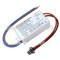 AC220V-250V 3-7X1W 9-24VDC 300mA constant Current triac dimming led driver power supply lighting transformers