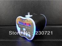 NEW Portable digital speaker USB Mini Sports Speaker TF SD Card With FM Radio 20pcs