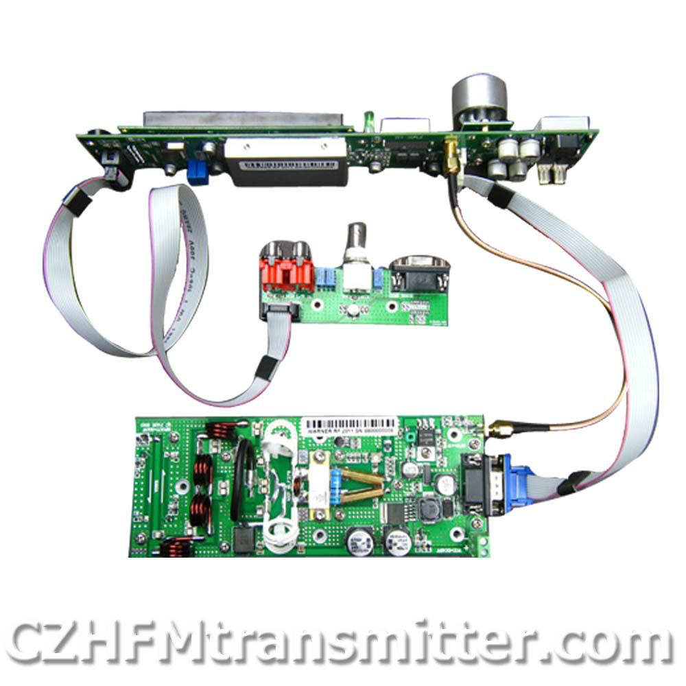FMUSER 300W 350w radio broadcast station FM transmitter PCB KITS(China (Mainland))