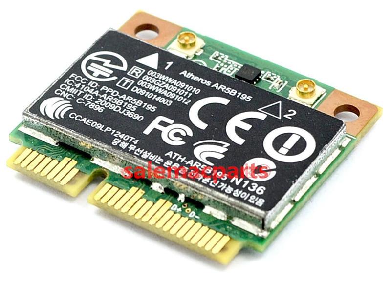 Combo Wlan bt Half Mini Pci-e Combo Half Mini Pci-e Card