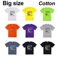 Men's t-shirt slim half sleeve t-shirt spring and summer short-sleeve men's clothing 9 colors big size L~4xl free shipping