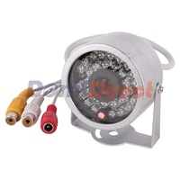 Hot Color Video/Audio mini Dome Camera Outdoor/Indoor 30 LED IR CMOS Night Vision Security Surveillance CCTV Camera
