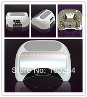 Promotion !! 2 pcs/ lot Free shipping by FEDEX / DHL/UPS  Harmony style 18K 36 watts LED  NAIL LAMP Curing all fingers within 5s