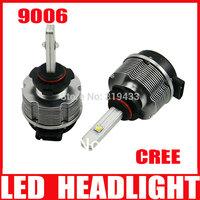 Factory Sale Gen 3 9006 Car LED Headlight CREE Chip LED Bulbs Globe White 12V 24V 3000Lm LED Auto Fog Light Lamp