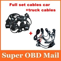 2014 hot selling high quality cdp pro for TCS cdp/ds150e 8 cables car+8 truck cables full set fast shipping