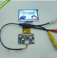 "3.5 "" TFT LCD Module Display + A/D Board with AV IN Function"