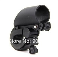 Cycling Grip Mount Bike Clamp Clip Bicycle Flashlight LED Torch Light Holder Free Shipping
