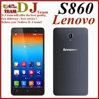 "Free case original Lenovo S860 Phone Quad Core MTK6582 1.3GHz Android 4.2 5.3"" IPS 1280x720 Screen 1GB RAM 16GB Rom 4000mAh"