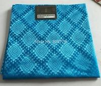 african headtie, Turkey blue color swiss headtie+High quality Nigeria headwear,Regular headtie with 1*2yards each
