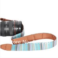 100% GUARANTEE Vintage Camera Shoulder Neck Strap Belt For  Nikon Canon Sony Panasonic Casio SLR DSLR NO.50