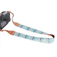 100% GUARANTEE 10X Vintage Camera Shoulder Neck Strap Belt For  Nikon Canon Sony Panasonic Casio SLR DSLR NO.50