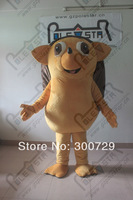 POLE STAR MASCOT COSTUMES  high quality Hedgehog mascot costumes character wild animal costumes  NO.4453