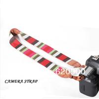 100% GUARANTEE  Vintage Camera Shoulder Neck Strap Belt For  Nikon Canon Sony Panasonic Casio SLR DSLR NO.52