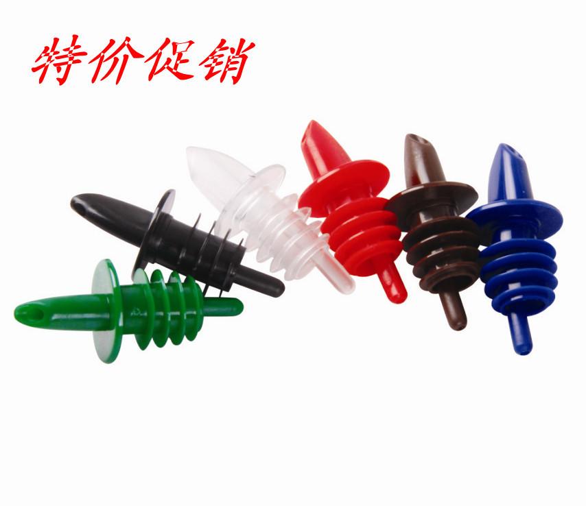 Hyu suprimentos bar derramar vinho bicos derramando dispositivo vinho rolha de garrafa de plástico vinho vinho boca(China (Mainland))