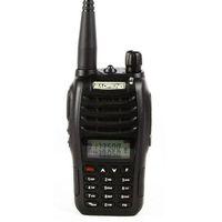 Baofeng 2013 Newest Dual Band VHF UHF 5W Walkie Talkie UV-B6 two way B6 Radio