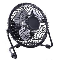 Summer 2014 new Mini USB Fan portable Desktop fans Cooling black Desk blade Accessories ventilador Free shipping