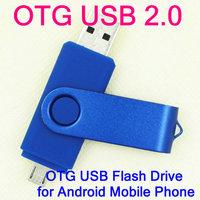 Smart phone USB Flash drive OTG USB Flash Drive USB 2.0, Micro USB Flash Drive, Smart Phone U Disk for Samsung Android Phone