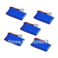 Free shipping 3.7V 380mAh Lipo Battery Hubsan X4 H107 Walkera Super CP Mini CP Genius CP Lipo Battery Hubsan X4 H107 Walkera