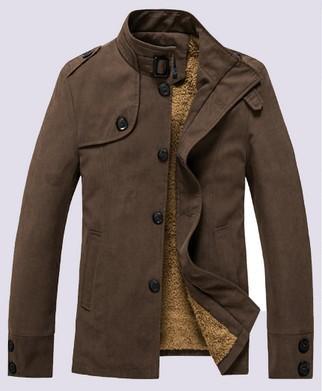 High quality 2013 Men's Dust Coat mens overcoat winter men's trench