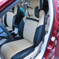 Volkswagen new bora jetta santana polo lavida 6 leather car suitcase seat cover