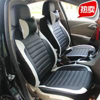 Four seasons all-inclusive 301 fiat haversian pulchritudinous h6 s1 MITSUBISHI leather car seat cover