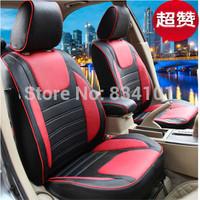 Mazda6 / 3 MG3 / 5 MG6 ROEWE350 /550 M3 leather car seat covers universal cushion set for RAV4 GX7 SX7 CRUZE AVEO Focus K2/3/S