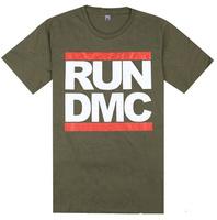 Free Shipping 20 styles RUN DMC T Shirts fashion top quality short sleeve t shirt Men's t-shirt 100% cotton hip hop shirt