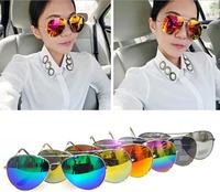Free Shipping Supper Star Polarized Lenses Sunglasses UV Protection Optical Aviator Sun Glasses Unisex Low Price